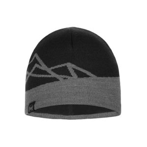 Buff Yost Black [Knitted & Polar hat]
