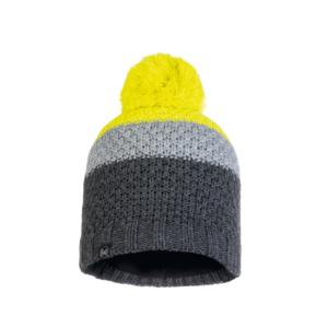 Buff Jav Grey [Knitted Hat]