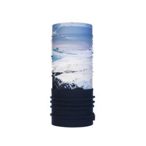 Buff M-Blank Blue [New Polar] Mountain Collection