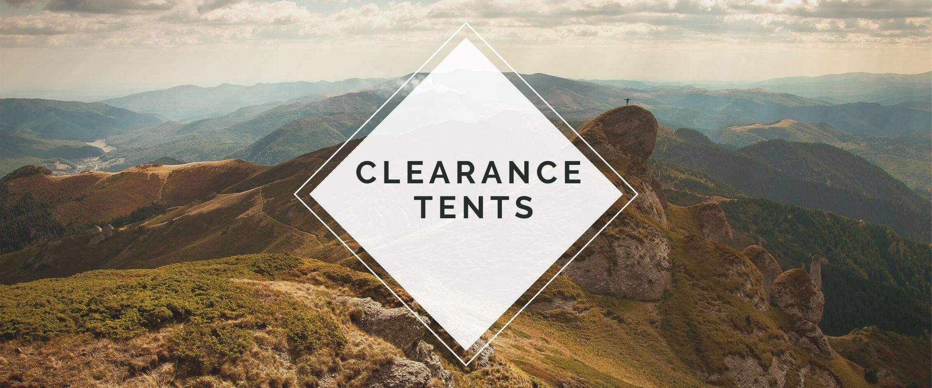 cLEARANCE TEnts