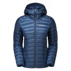 Montane Women's Featherlite Down Jacket (Narwhal Blue)