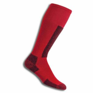 Thorlo Men's Lightweight Ski Socks (Red - Size 10-11UK)