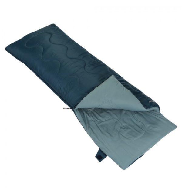 Vango Ember Superwarm Single Sleeping Bag - Moroccan Blue (2020)
