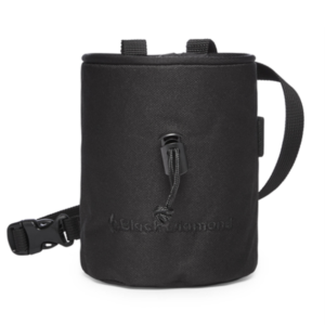 Black Diamond Mojo Chalk Bag Large (Black)