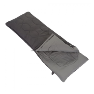 Vango Serenity Superwarm Single Sleeping Bag - Shadow Grey