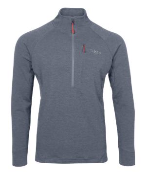 Rab Men's Nexus Pull On Fleece(Steel)