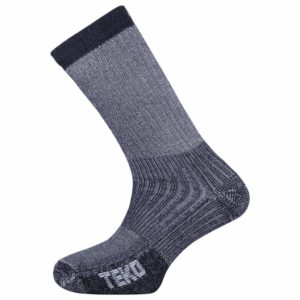 Teko Men's Trekking Merino Heavy Socks (Charcoal)