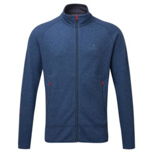 Mountain Equipment Men's Kore Fleece Jacket (Denim Blue)