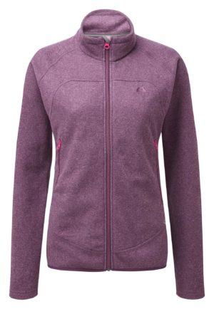Mountain Equipment Women's Kore Fleece Jacket (Blackberry)