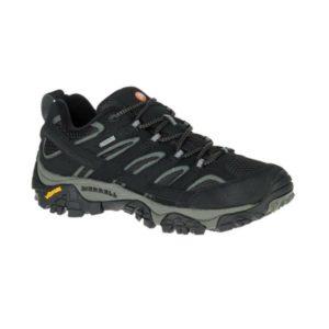 Merrell Men's Moab 2 GTX Hiking Shoe (Black)