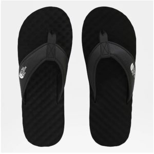 The North Face Men's Basecamp Flip Flops II (TNF Black/TNF White)