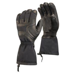 Black Diamond Crew GTX WP Gloves (Black)