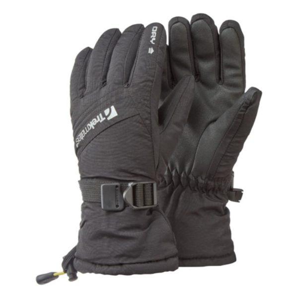 Trekmates Mogul DRY Junior Gloves - Black