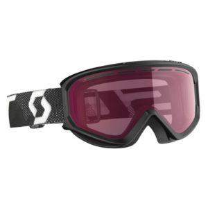 Scott Fact Snow Sports Goggles (Black/White) Enhancer