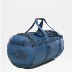 The North Face Base Camp Duffel Size Medium (Blue Wing Teal/Urban Navy)