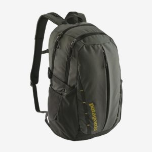 Patagonia Refugio 28 Litre Backpack (Forge Grey/Textile Green)