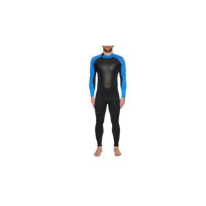 Animal Men's Nova 3/2mm Wetsuit (Blue/Black)
