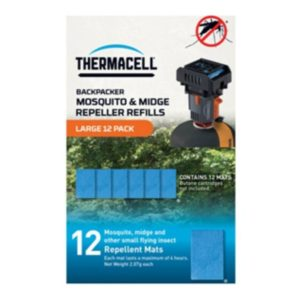 Thermacell Mosquito & Midge Repeller Refill - Large 12 Pack
