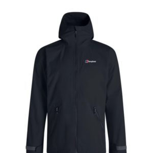 Berghaus Men's Deluge Pro Shell WP Jacket (Black)