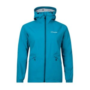 Berghaus Women's Deluge Pro Insulated Shell Jacket (Tahitian Tide)