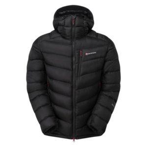 Montane Men's Anti Freeze Down Jacket (Black)
