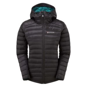 Montane Women's Featherlite Jacket (Black)