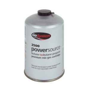 GoSystem Powersource 2500 - Butane/Propane Gas
