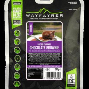Wayfayrer Salted Caramel Chocolate Brownie