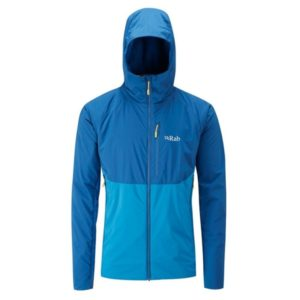 Rab Men's Alpha Direct Jacket (Merlin/Ink)