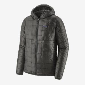 Patagonia Men's Micro Puff® Hoody (Forge Grey)