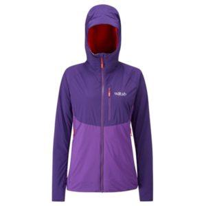Rab Women's Alpha Direct Jacket (Nightshade)