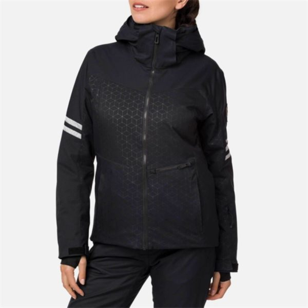Rossignol Women's Controle Ski Jacket (Black)