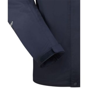 Sprayway Santiago IV Waterproof I.A. Jacket with Hood - Blazer/Crocodile Navy