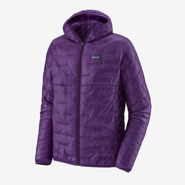 Patagonia Men's Micro Puff® Hoody (Purple)