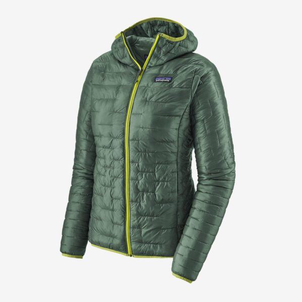 Patagonia Women's Micro Puff® Hoody (Regen Green)