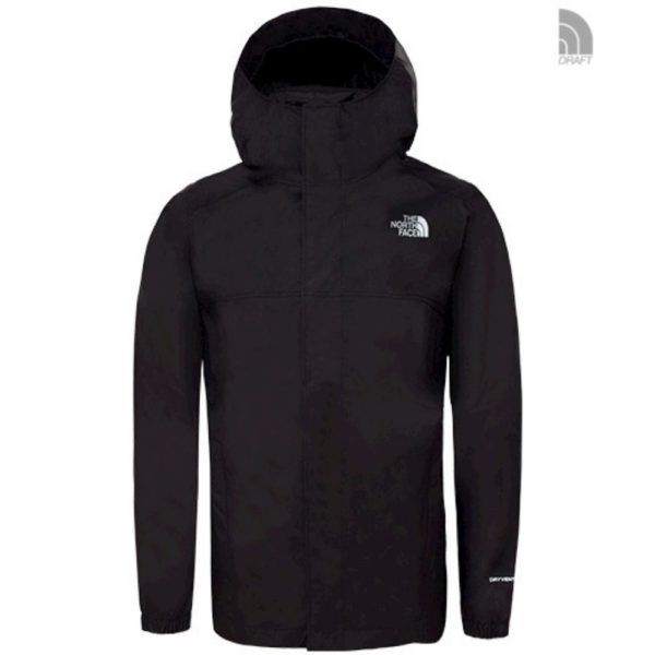The North Face Youth Resolve WP Jacket (TNF Black)