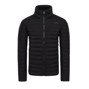 The North Face Men's Stretch Down Jacket (TNF Black)