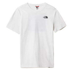 The North Face Men's Red Box Celebration Tee (TNF White/Navy)