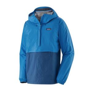 Patagonia Men's Torrentshell 3L WP Pullover (Andes Blue)