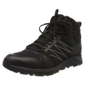 The North Face Men's Litewave Fastpack II WP Hiking Mid (TNF Black)