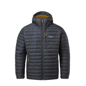 Rab Men's Microlight Alpine Recycled Down Jacket (Beluga)