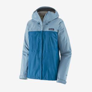 Patagonia Women's Torrentshell 3L Waterproof Jacket (Berlin Blue)