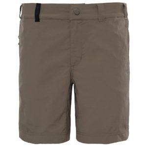 The North Face Women's Tanken Shorts (Weimaraner Brown)