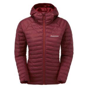 Montane Women's Phoenix Jacket (Tibetan Red)