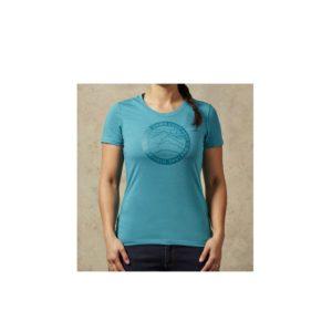 Rab Women's Stance 3 Peaks SS Tee (Serenity)