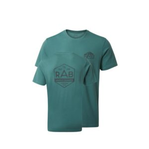 Rab Men's Stance Hex Tee (Bright Arctic)