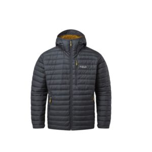 Rab Men's Microlight Alpine Recycled Down Jacket (Beluga)
