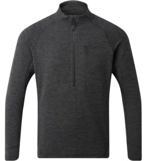 Rab Men's Nexus Pull On Fleece (Black)