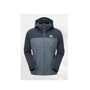 Mountain Equipment Men's Mission Jacket (Ombre Blue/Cosmos)