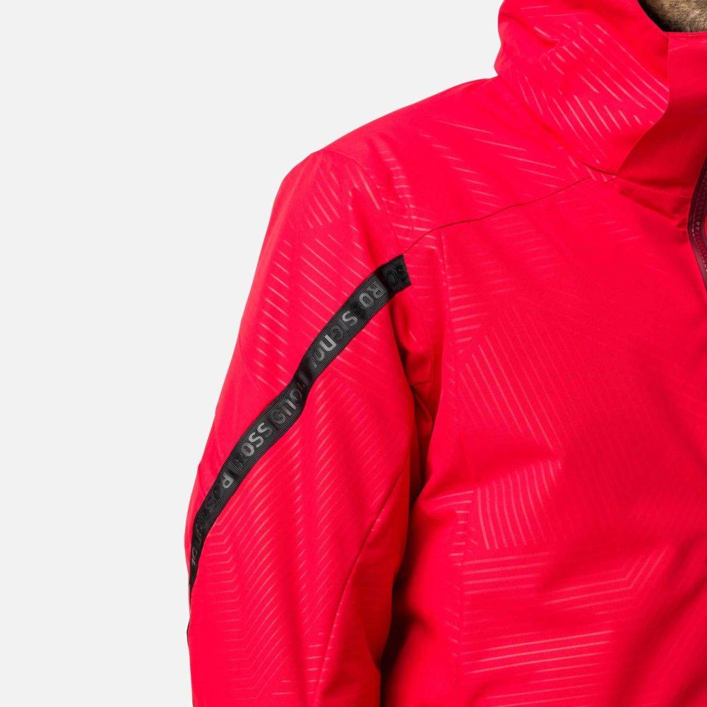 Rossignol Men's Gradian Ski Jacket - Medium - Red